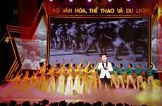 Efectuarán en Vietnam programa artístico en conmemoración de efemérides nacionales