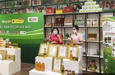Hanoi por impulsar ventas de especialidades locales