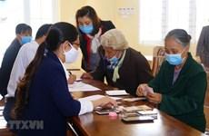 Proponen aumentar pensión y subvención mensual en Vietnam