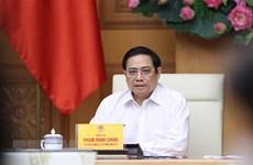 Primer ministro de Vietnam encabeza el Comité Directivo Nacional contra el COVID-19