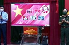 Obsequian software de informaciones sobre general Vo Nguyen Giap para provincia vietnamita