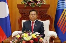 Presidente de la Asamblea Nacional de Laos aprecia propuestas de Vietnam en la AIPA