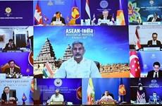 Lanzan programa de asociación de desarrollo ASEAN- India