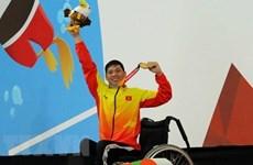 Nadadores vietnamitas marcan debut de su país en Juegos Paralímpicos de Tokio 2020