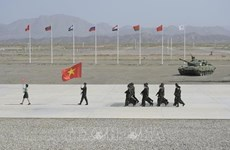 Army Games 2021: Vietnam ocupa octavo lugar luego de tres días de competencias