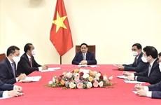 Robustecen Vietnam y Bélgica lazos bilaterales