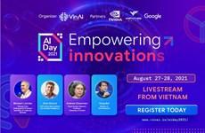 Fundador del aprendizaje automático asistirá al Día de Inteligencia Artificial de Vietnam