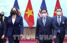 Casa Blanca realza fomento de asociación integral Estados Unidos-Vietnam