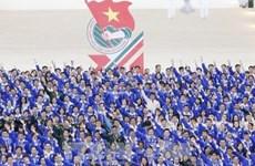 Mil delegados asistirán al XII Congreso Nacional de la Unión de Jóvenes Comunistas Ho Chi Minh