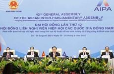 Brunei valora aportes de Vietnam al éxito de la AIPA-42