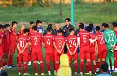 Vietnam cierra convocatoria para medirse a Arabia Saudita en eliminatorias mundialistas de fútbol