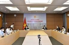Forjan Vietnam y Japón cooperación para mejorar capacidad de órgano legislativo