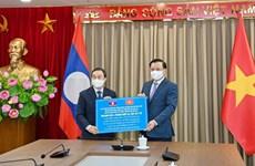 Intensifican Hanoi y Vientiane cooperación multifacética
