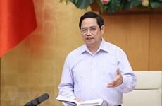 Premier vietnamita destaca objetivo de controlar pronto la pandemia