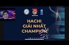 """Concluye en Vietnam concurso """"Reto al ciudadano digital juvenil"""""""