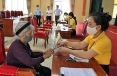 Millones de ciudadanos de Hanoi se benefician de paquete de seguridad social