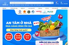 Plataforma electrónica Voso: mercado de venta de productos vietnamitas
