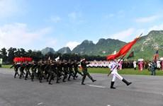 """Army Games 2021: Inauguran concursos """"Frontera de francotirador"""" y """"Zona de emergencia"""" en Vietnam"""