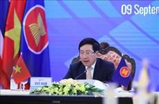 Promueven mecanismo de ventanilla única nacional y de ASEAN