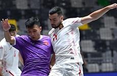 Vietnam participa en torneo de fútbol sala en España