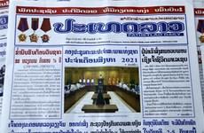Aprecia prensa laosiana desarrollo socioeconómico de Vietnam