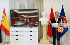Celebran en España el Día Nacional de Vietnam