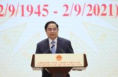 Primer ministro de Vietnam asistirá a la Cumbre Global de Comercio de Servicios 2021