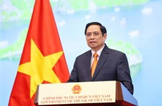 Asevera Vietnam disposición de impulsar economía digital en región y mundo