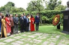 Vietnamitas en México y Venezuela honran al Presidente Ho Chi Minh en Día Nacional