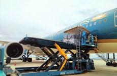 Llegan a Vietnam 180 mil kits de prueba de COVID-19 donados por Alemania
