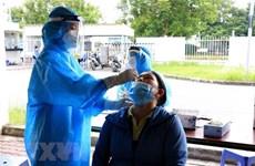Vietnam reduce el número de casos diarios de COVID-19