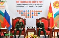 Vietnam y Rusia fortalecen cooperación en defensa