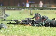 """Army Games 2021: Vietnam gana medalla de oro en concurso """"Frontera de francotirador"""""""