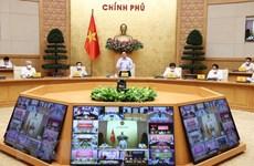 Premier vietnamita destaca importancia de lucha contra el COVID-19 a nivel de base