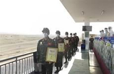 Delegación del Ejército Popular de Vietnam deja gran impresión en Army Games 2021