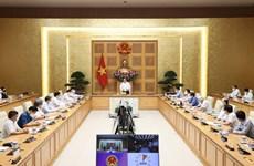 Primer ministro de Vietnam pide buscar medidas para adaptarse de forma segura al COVID-19