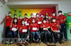 Vietnam cierra participación en los Juegos Paralímpicos con una medalla de plata