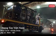 Lanza Hanoi ocho canciones para alentar la lucha antipandémica