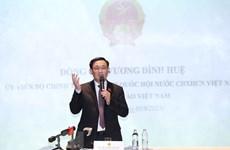 Máximo dirigente del Parlamento vietnamita se reúne con connacionales en Europa