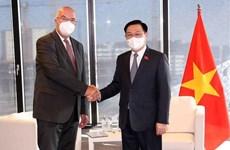 Instan a empresas austriacas a apoyar lucha de Vietnam contra el COVID-19