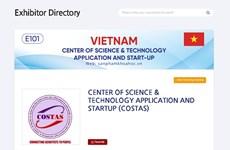 Empresas vietnamitas participan en Semana de Socios Bio ASEAN - Corea del Sur 2021