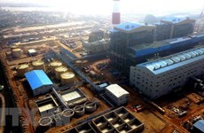 Central termoeléctrica Thai Binh 2 entrará en funcionamiento en 2022