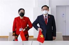 Vietnam e Indonesia buscan fortalecer las relaciones legislativas