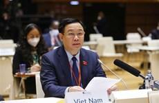 Propone Vietnam medidas para desarrollo sostenible y control de COVID-19