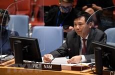 Vietnam defiende el derecho internacional para resolver los desafíos globales