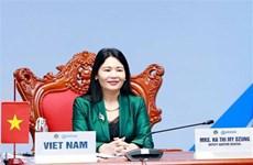 Vietnam activo en las sesiones de trabajo de ASOSAI