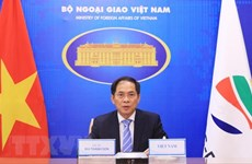 Vietnam participa en reunión ministerial de cooperación Mekong - Corea del Sur