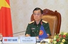 Efectúan reunión de viceministros de Defensa ASEAN-Corea del Sur
