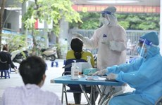 Hanoi cerca de completar tercera fase de pruebas del COVID-19 a gran escala