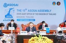 Exitoso desempeño de Vietnam como presidente de ASOSAI 2018-2021